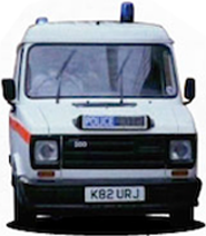 1984 - 1989 - Freight Rover 300 Series Large Edition was launched